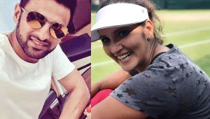 Sania Mirza engages in twitter romance with husband Shoaib Malik