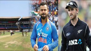India vs NZ 2nd ODI : Pitch tampering report emerge, match might be called off