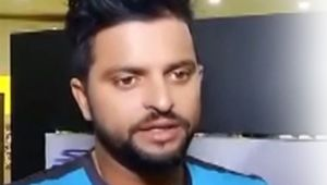 Suresh Raina reacts on YoYo test failure