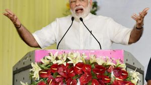 PM Modi's visit details leaked online, MHA issues serious advisory