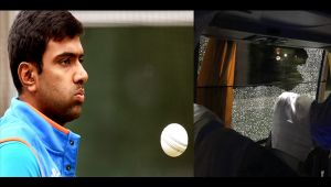 India vs Australia 2nd T20I :Ashwin criticise attack on Aussies team bus in Guwahati