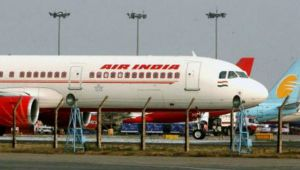 Air India staffer slapped by angry female passenger at Delhi airport