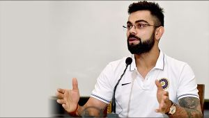 India vs SL 1st Test Match: Virat Kohli talks about pressure while playing for country