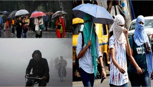 Weather update for Bengaluru, Delhi, Mumbai, Chennai and Hyderabad for November 3rd
