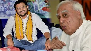 Gujarat Assembly elections: Kapil Sibal meets Hardik Patel in a late night meeting