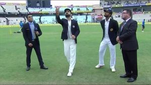 India vs SL 1st Test Match : Virat Kohli & Co. to bat first after islanders win toss