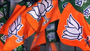 Gujarat Assembly polls : BJP releases 1st list of 70 candidates