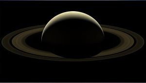 NASA releases stunning image of planet Saturn as Cassini spacecraft bids adieu