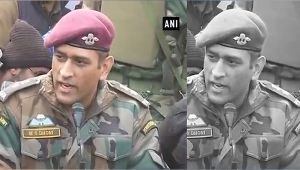 MS Dhoni comments on India playing against Pakistan