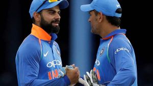 MS Dhoni backs Virat Kohli's comment on Team India having very tight schedule