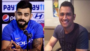 Virat Kohli says MS Dhoni has the sharpest cricketing brain