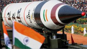 India might be developing 'Surya' missile with range of 12,000 km with MIRV technology