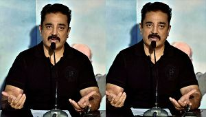 Kamal Hassan makes another controversial statement over 'Saffron Terror'