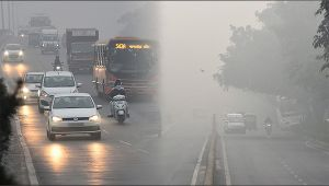 Delhi Smog : Social media campaign started to fight air pollution