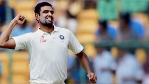 Ravichandran Ashwin takes fastest 300 test wickets, beats Lillee's record