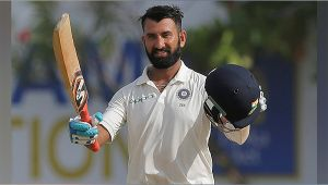 Cheteshwar Pujara creates history hist 12th double hundred