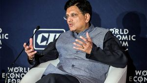 Indian Railways minister Piyush Goyal surprise Quora user, replies him directly