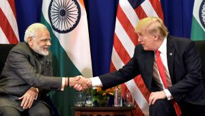 India is USA's great ally in tacking the problem of North Korea