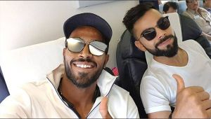 Virat Kohli reveals Hardik Pandya listens English songs though he doesn't understand