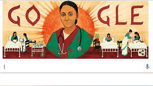 Rukhmabai, one of India's first female doctor in colonial India