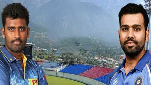 India vs SL 2nd ODI: Host look to bounce back after humiliating defeat at Dharamsala