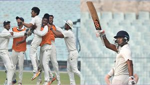 Ranji Trophy Final : Delhi and Vidarbha clash for the converted cup at Indore