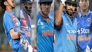 India vs SL 2nd T20I : 5 heroes of the match , Rohit Sharma, KL Rahul, Chahal