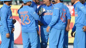 India wins 3rd ODI by 8 wickets, clinch the 3 match series 21, Dhawan & Iyer shine