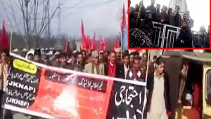 Pakistan face protest in Gilgit, Baluchistan and PoK over illtreatment of locals, Watch