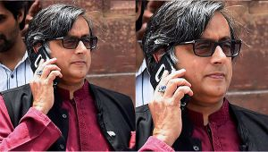 Shashi Tharoor once again confuses twitter with his rich word bank