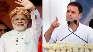 Gujarat Assembly elections : Rahul Gandhi admits he is no Narendra Modi