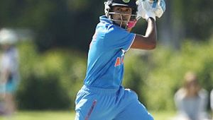 India vs SL 2nd ODI : Shreyas Iyer hits maiden one day 50 after Dharamsala debacle