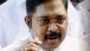 RK Nagar Bypolls : Exit poll predict win to Sidelined AIADMK leader TTV Dhinakaran