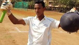 Mumbai cricketer Tanishq Gavate slams 1045 runs in Under14 match