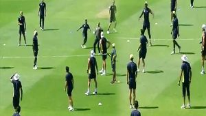 India vs SA 2nd test : Porteas sweat it out ahead of the Centurion test, Watch video
