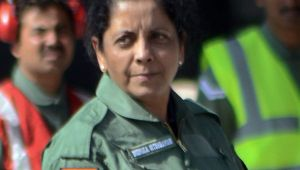 Nirmala Sitharaman appreciates Indian Air Force for their dedication , Watch