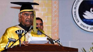 India Facing Possible Mental Health Epidemic Says President Kovind