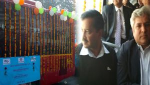 Arvind Kejriwal launches Common Mobility Card in Delhi for Metro and Bus services