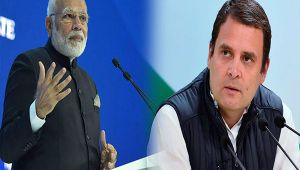 PM Modi please Davos tell WEF why 1% Indians own 73% wealth, asks Rahul Gandhi