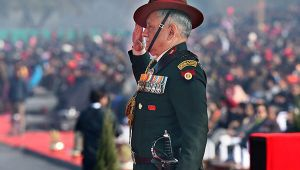 Army Day : General Bipin Rawat warns Pakistan , Watch Video