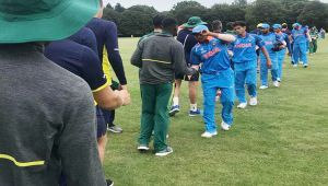 India beats South Africa by 189 runs in U19 world cup warm up match