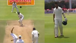 India vs SA 1st test 2nd day : Cheteshwar Pujara dismissed for 26 runs
