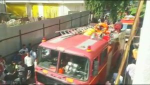 Fire breaks out in Thane highrise, 150 people evacuated
