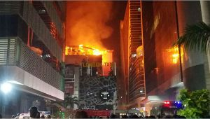 Hookah Might Have Caused Kamala Mills Fire
