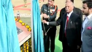Indian Army gifts T-55 tank to Mohammad Ali Jauhar University in Rampur for display, Watch