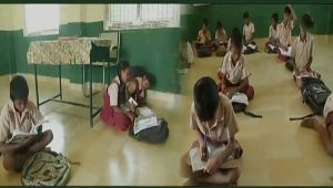 Coimbatore school that is run by one teacher , Watch Video
