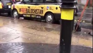 Free Balochistan campaign relaunched in United Kingdom, Watch video
