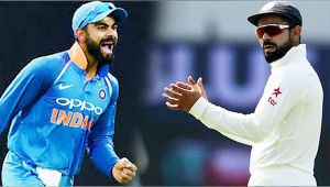Virat Kohli wins Sir Garfield Sobers Trophy, named player of the year by ICC