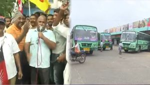 Tamil Nadu bus strike enters its seventh day, Watch video