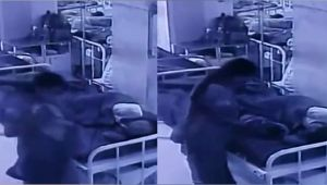 Infant stolen from Thane civil hospital, Watch shocking CCTV footage
